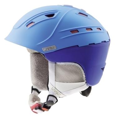 helma UVEX P2US WL, blue-red mat (S566178430*)