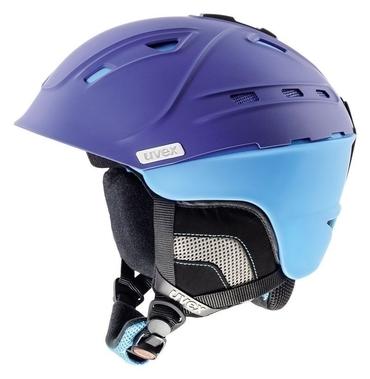 helma UVEX P2US, indigo-cyan mat (S566178400*)