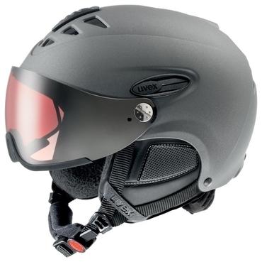 helma UVEX HLMT 300 POLA, gun met mat (S566175500*