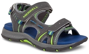 obuv merrell MC53337 PANTHER SANDAL grey/blue
