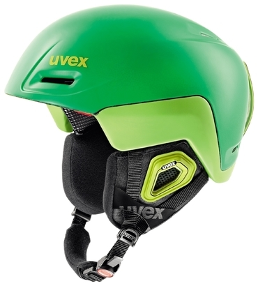 helma UVEX JIMM OCTO+, green-lemon mat (S566205320