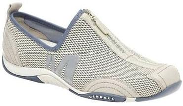 obuv merrell J503466 BARRADO silver sea