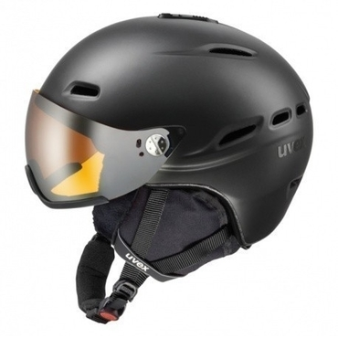 helma UVEX HLMT 200, black mat (S566176440*)