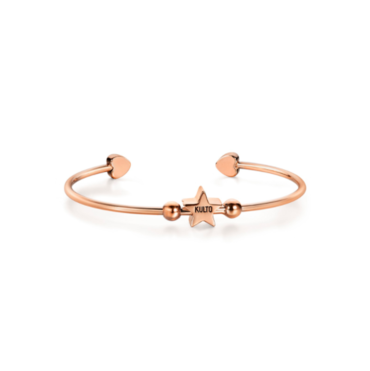 Kulto Náramek Rose Gold Star