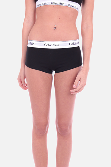 Calvin Klein Shorts Modern Cotton Black