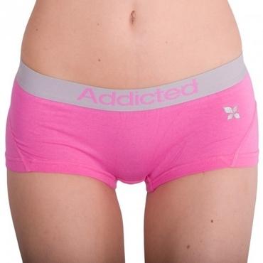 Addicted Kalhotky Růžové
