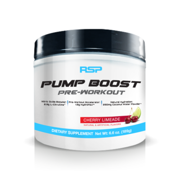RSP Pump Boost Cherry Limeade
