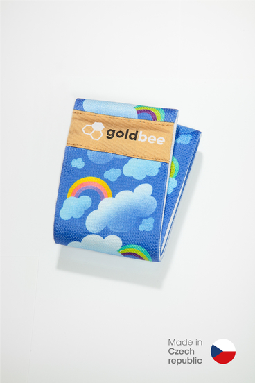 GoldBee BeBooty Colorful sky CZ
