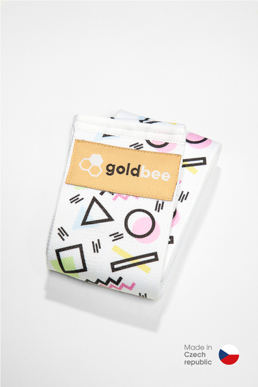 GoldBee BeBooty Geometrická CZ
