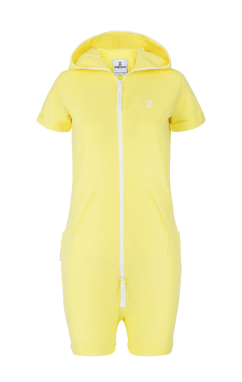 OnePiece Fitted Short Soft Yellow