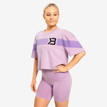 Better Bodies Tričko Chrystie Tee Lilac