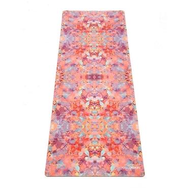 Yoga Design Lab 1.5mm Travel Yoga Mat - Kaleidoscope