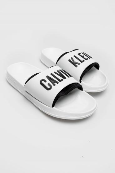 Calvin Klein Pantofle White