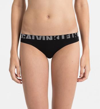 Calvin Klein Kalhotky Seamless Černé