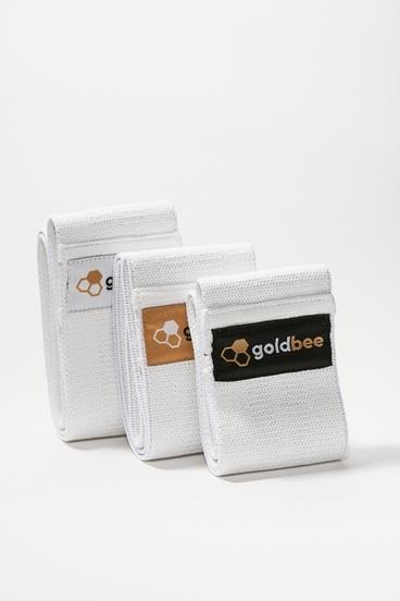 GoldBee Textilní Odporová Guma - set C | 3 ks