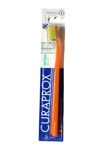 Curaprox Kartáček Ortho Ultra Soft Oranžový