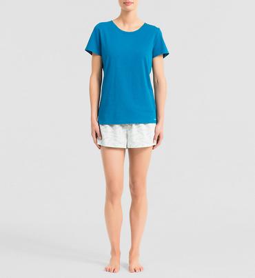 Calvin Klein Dámské Pyžamo Modré