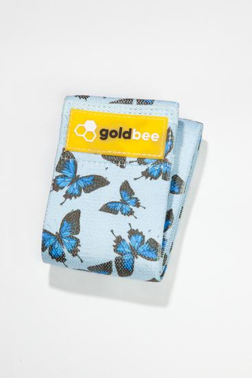 GoldBee Textilní Odporová Guma Motýlková