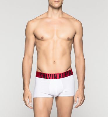 Calvin Klein Boxerky Bílé