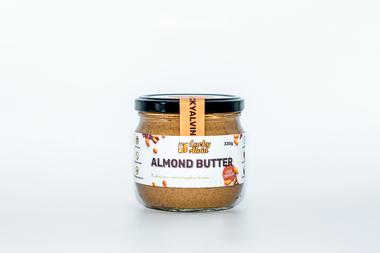 Lucky Alvin Almond Butter Milk Choco 330g