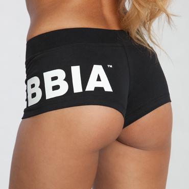 Nebbia Kraťásky 263 Black