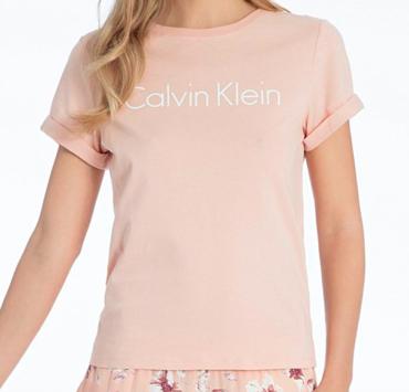 Calvin Klein Tričko Béžové