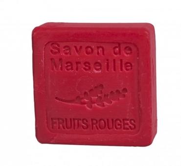 Le Chatelard 1802 Mýdlo Červené Ovoce 30g