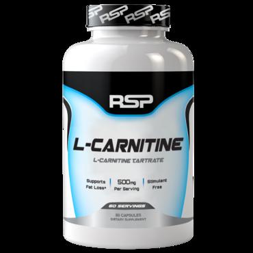 RSP L-Carnitine 60 kapslí
