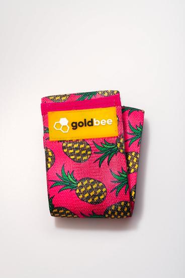 GoldBee Textilní Odporová Guma - Ananas