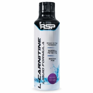 RSP Liquid  L-Carnitine 3 000mg  - Berry