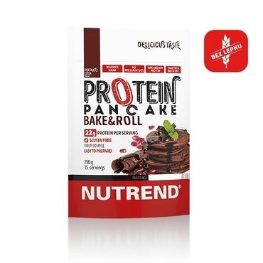 Nutrend Proteinové Palačinky Čokoládové