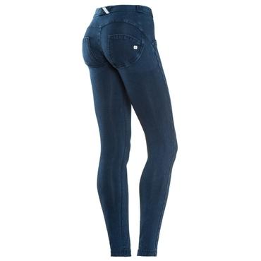 Freddy Jeans Tmavé S Modrými Švy Normální Pas FW17