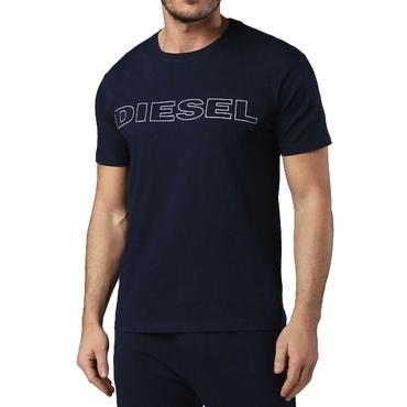 Diesel Tričko Pánské Jake Černé