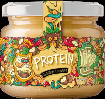 LifeLike Protein Kešu Krém S Kokosem - 300g