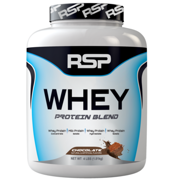 RSP Whey Protein Blend - Chocolate