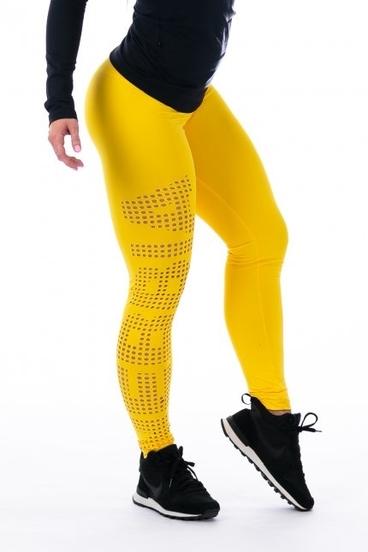 Nebbia Suplex Legíny Laser 211 Žluté