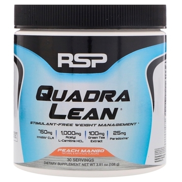RSP QuadraLean Powder - Peach Mango