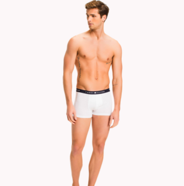 Tommy Hilfiger Classic Boxerky White