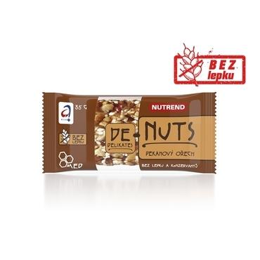 Nutrend De - Nuts Pekanový Ořech