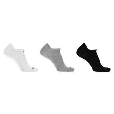 Freddy 3Pack Ponožky Bílé, Šedé A Černé