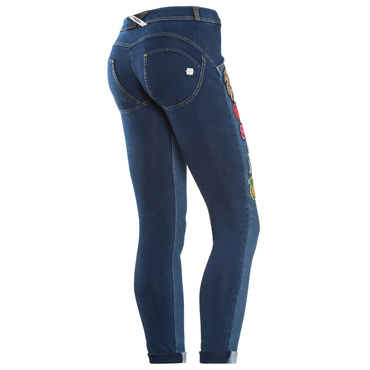 Freddy Jeans Original S Nášivkami
