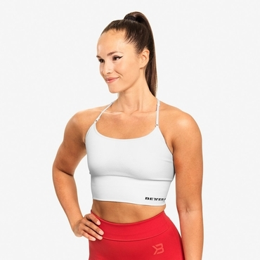 Better Bodies Podprsenka Astoria Seamless White