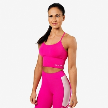Better Bodies Podprsenka Astoria Seamless Hot Pink