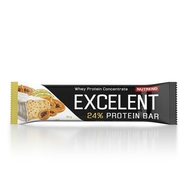 Nutrend Excelent Protein Bar Limetka S Papájou