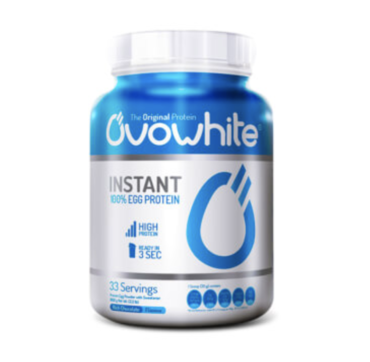 OvoWhite Protein Strawberry Mousse 1000g