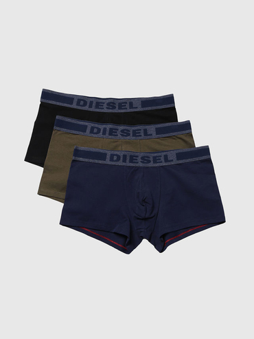 Diesel 3Pack Boxerky Shawn Blue&Grey