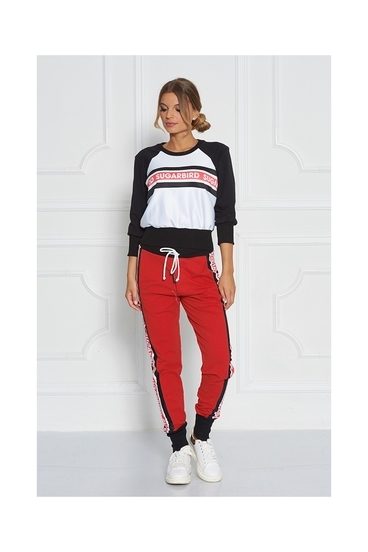 Sugarbird Jogger Pants Red