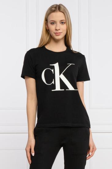 Calvin Klein Tričko CK ONE SS Crew Black