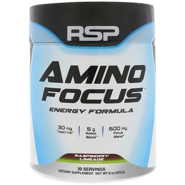 RSP AminoFocus - Raspberry Limeade 30 dávek