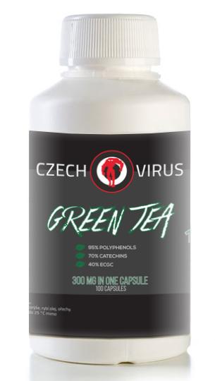 Czech Virus Green Tea